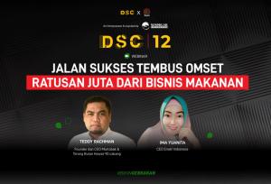 Webinar Jalan Sukses Tembus Omset Ratusan Juta Dari Bisnis Makanan   TopKarir.com