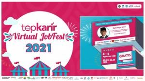TopKarir Virtual JobFest 2021 - Hari Pertama | TopKarir.com