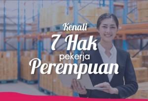 Kenali 7 Hak Pekerja Perempuan   TopKarir.com