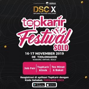 TopKarir Festival Solo 2019 X DSCX   TopKarir.com