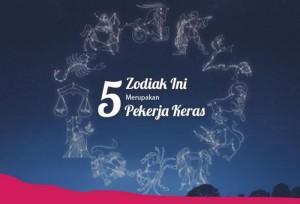 5 Tipe Zodiak ini Merupakan Pekerja Keras   TopKarir.com