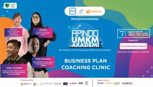 Webinar Business Plan Coaching Clinic   TopKarir.com