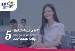 5 Bukti Anak SMK Engga Kalah Keren dari Anak SMA   TopKarir.com