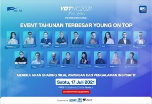 Young On Top National Conference (YOTNC) 2021 From Home, Siap Membuat #AnakMudaBeraniMaju   TopKarir.com