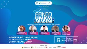Webinar Membidik Peluang Pasar di Pasifik & Kiat-Kiat Untuk Pelaku UMKM   TopKarir.com