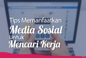 Tips memanfaatkan media sosial untuk mencari kerja   TopKarir.com