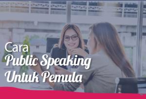 Cara Public Speaking Untuk Pemula | TopKarir.com